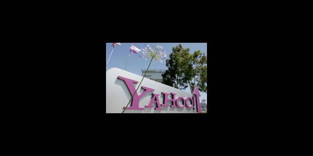 Yahoo! rejette une nouvelle offre de rachat de Microsoft - La Libre