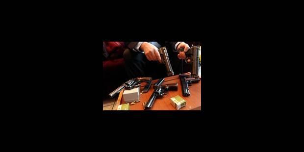 La loi sur les armes va changer en profondeur - La Libre