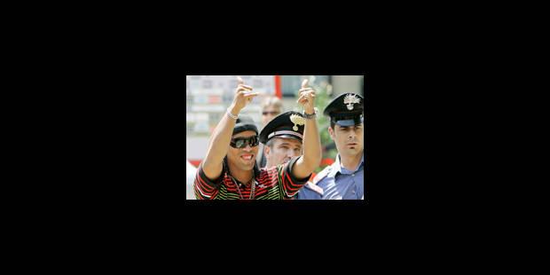 Ronaldinho espère relancer sa carrière en Italie - La Libre