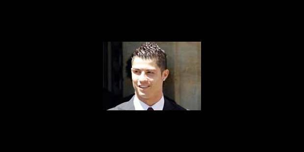 C. Ronaldo renonce à Madrid pour Manchester - La Libre