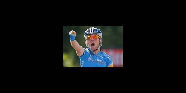 Cavendish remporte la 12e étape - La Libre