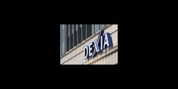 Dexia chute sur des recommandations - La Libre