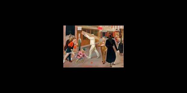 Rétrospective Balthus - La Libre
