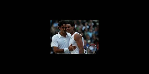 Federer et Nadal se retrouvent à Toronto - La Libre