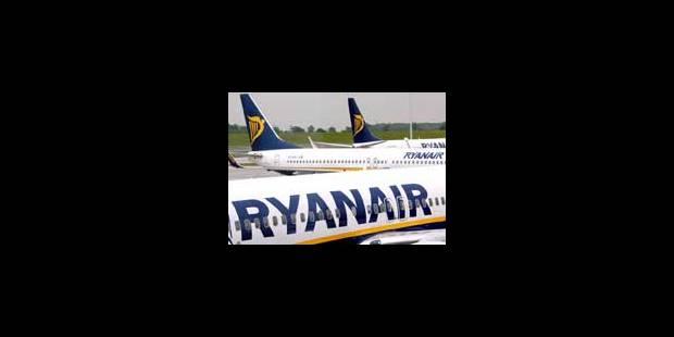 Très forte baisse du bénéfice pour Ryanair