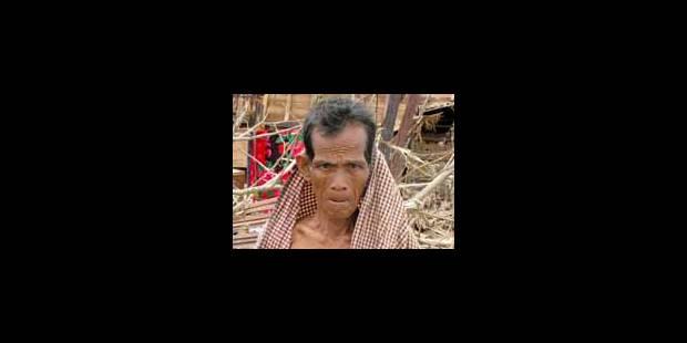 Le cyclone Nargis coûtera 1 milliard de dollars d'aide