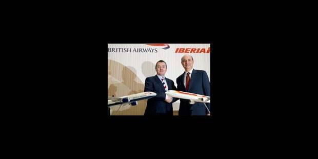 BA et Iberia, la troisième compagnie mondiale