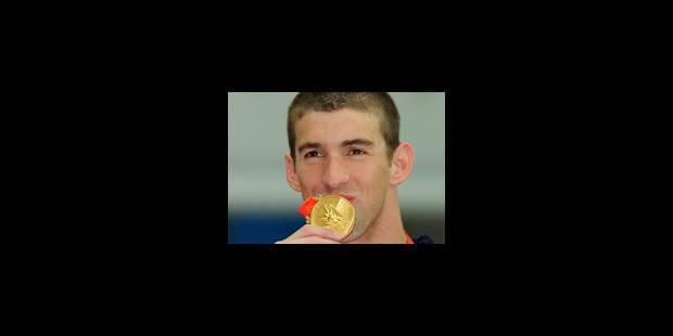 Phelps a commencé sa récolte - La Libre