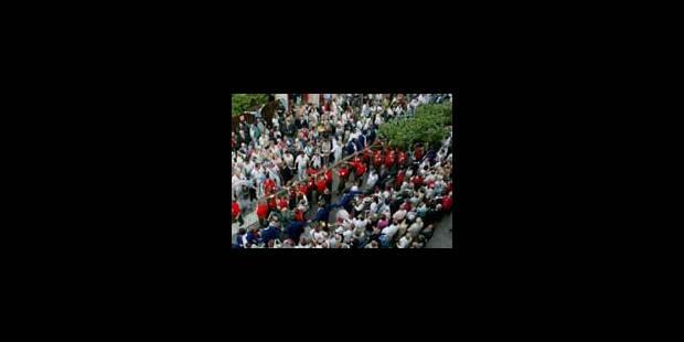 Le hêtre bruxellois fête ses 700 ans - La Libre