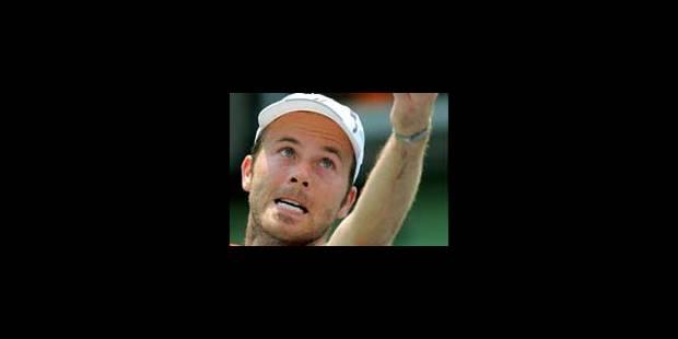 JO - Tennis: Olivier Rochus éliminé en 8e du simple - La Libre