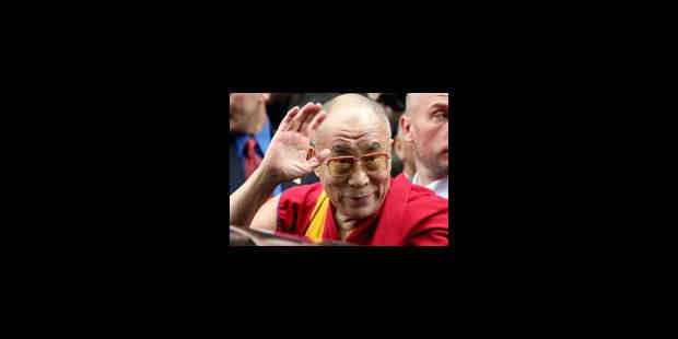 Le dalaï lama accuse Pékin de continuer sa répression au Tibet - La Libre
