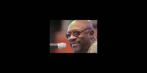 Isaac Hayes, lunettes et musique noires - La Libre