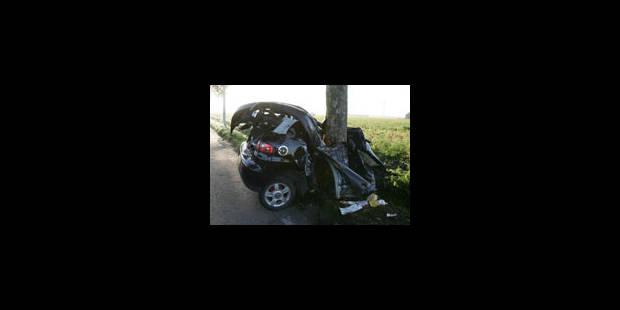 Onze morts sur les routes le week-end du 15 août - La Libre