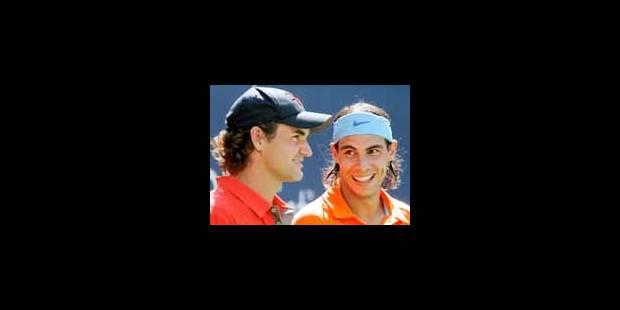 """Federer: """"Un avantage d'avoir gagné"""" - La Libre"""