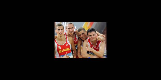 JO - En finale du relais 4x400m - La Libre