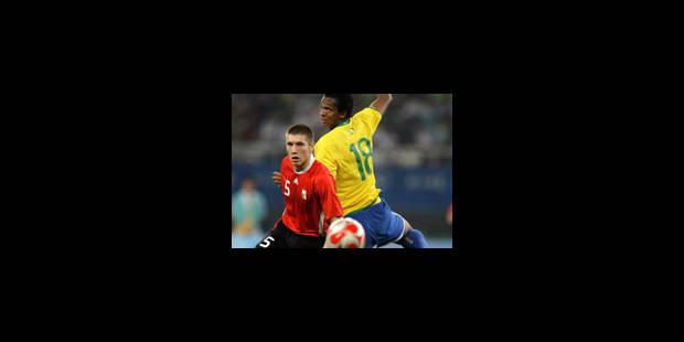 JO - Les Diablotins écrasés par le Brésil
