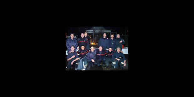 Les pompiers de Liège se transforment en Chippendales