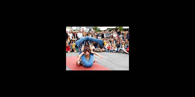 Plus de 25.000 visiteurs au festival de Chassepierre - La Libre