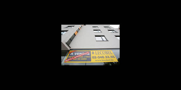 Immobilier : les prix montent toujours - La Libre