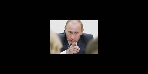 La Russie a franchi la ligne jaune - La Libre