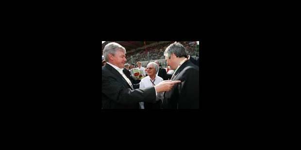 La F1 et la Belgique : même problème - La Libre