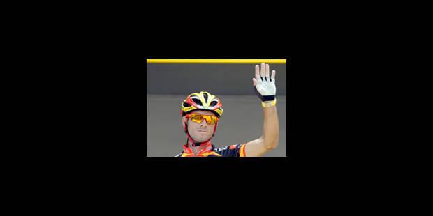 Coup double d'Alejandro Valverde - La Libre
