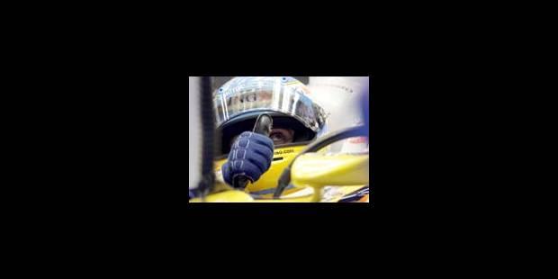 Fernando Alonso le plus rapide aux 2e essais libres - La Libre