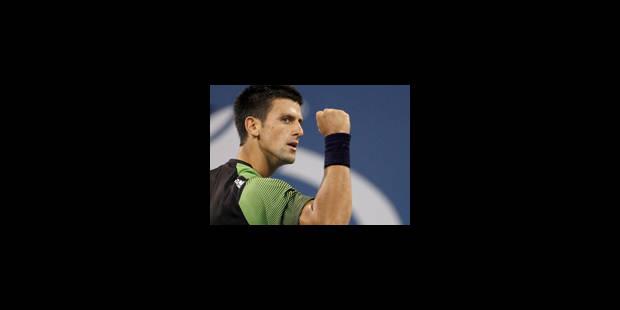 "US Open: ""Djoko"" n'a pas seize blessures - La Libre"