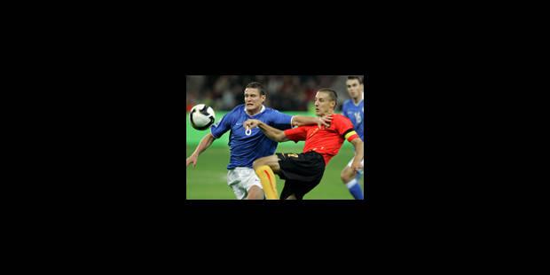 La Belgique remporte un match très important - La Libre