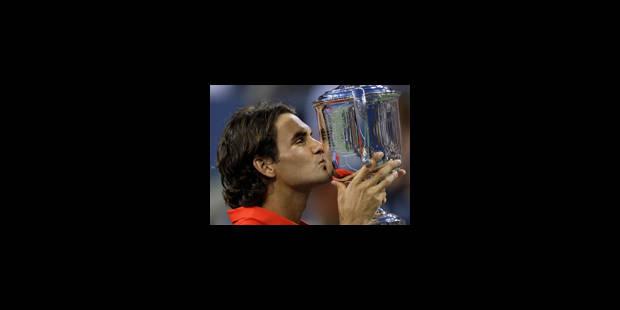 US Open: Cinquième succès pour Federer - La Libre
