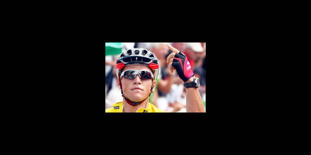 Succès de Van Avermaet au Tour d'Espagne - La Libre