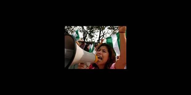 La crise bolivienne se régionalise - La Libre