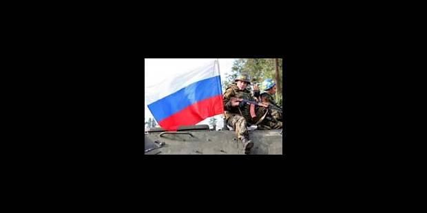 """Pour Tbilissi, la Russie """"annexe de facto"""" l'Abkhaze et l'Ossétie du Sud - La Libre"""