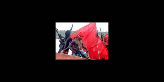Le Mend affirme avoir fait sauter un oléoduc Shell/Agip - La Libre
