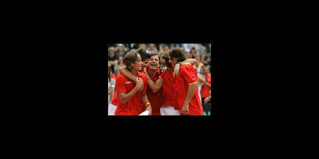L'Espagne en finale - La Libre
