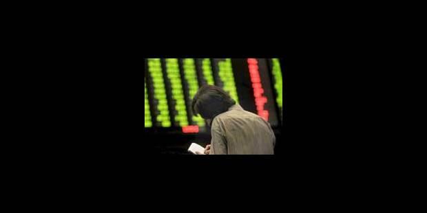 Crise financière : choisir le moindre mal - La Libre