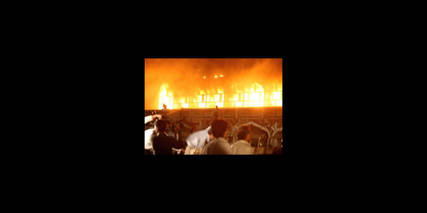 Attentat devant un grand hôtel d'Islamabad - La Libre
