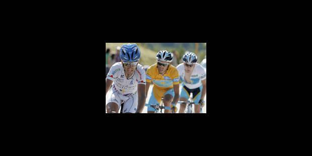 Vuelta: Leipheimer gagne l'avant-dernière étape - La Libre