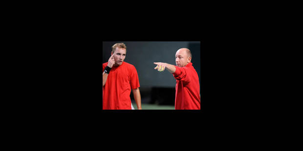Coupe Davis: La Belgique affrontera la Pologne - La Libre