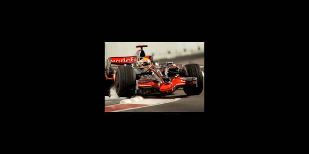 La F1 sous les feux des projecteurs - La Libre