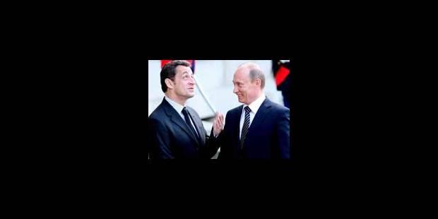 De de Gaulle à Poutine - La Libre