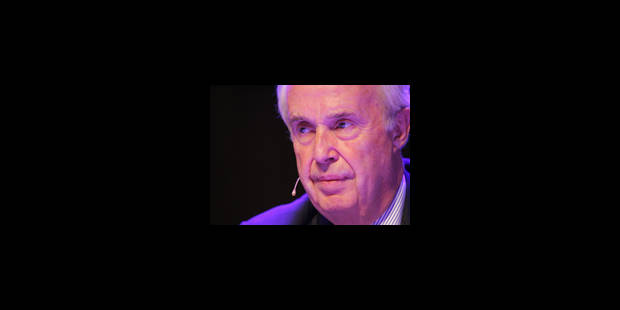 Maurice Lippens se retire de Belgacom