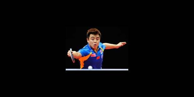 Le Chinois Wang Hao remporte la Coupe du monde