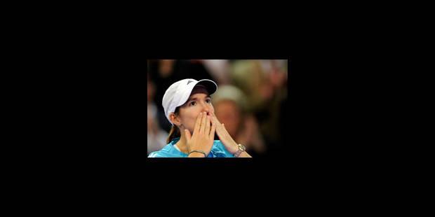 """Justine Henin : """"Le tennis ne me manque pas"""" - La Libre"""