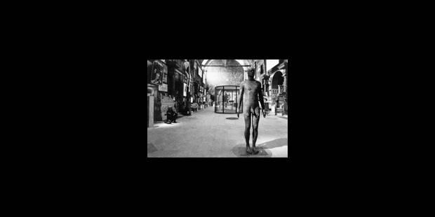 Un esthète à Paris dans un lieu oublié - La Libre