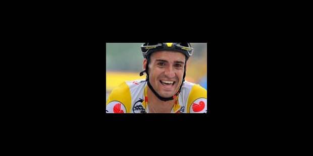 Piepoli deux fois positif lors du Tour 2008 - La Libre