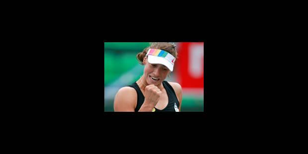 Yanina Wickmayer est prête à bondir - La Libre