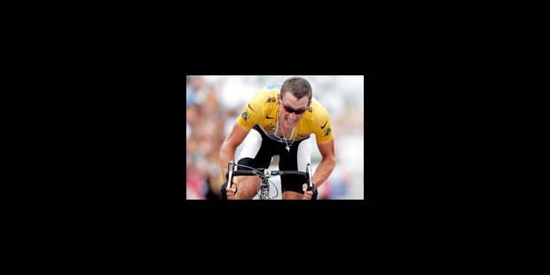 Lance Armstrong participera au Tour d'Italie 2009 - La Libre