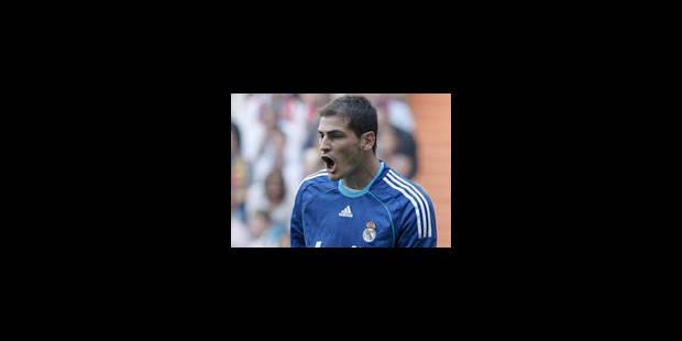Iker Casillas, le gardien du temple - La Libre