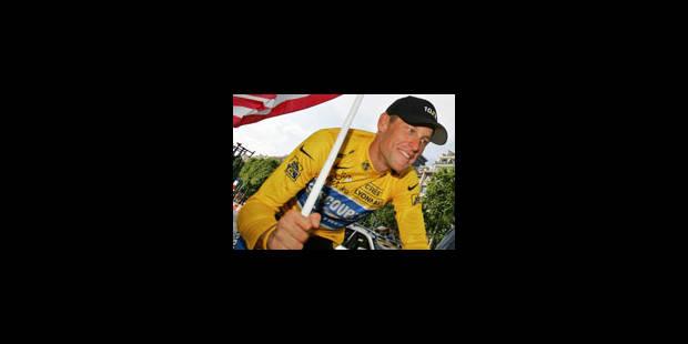 Lance Armstrong vraiment au Tour de France ? - La Libre